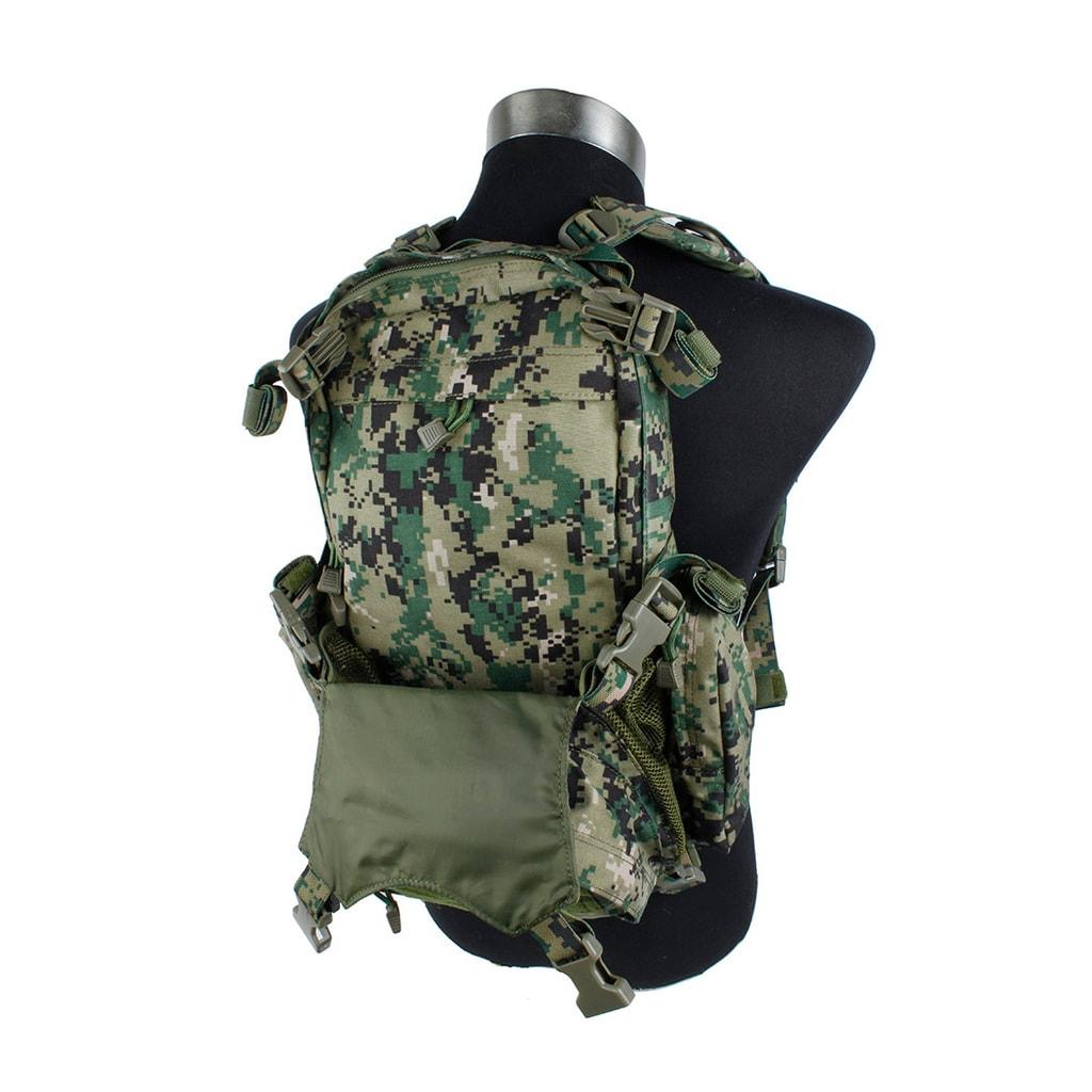 Frogtac.pl - MOLLE Kangaroo Pack - AOR2 - TMC - Plecaki ...