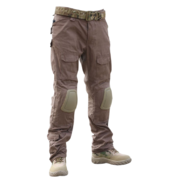 Spodnie CP Gen2 style Tactical - Coyote Brown