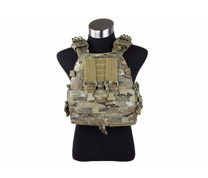 Kamizelka Assault Plate Carrier EG - Multicam