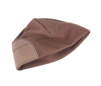Flizowa czapka Watch Cap - Tan