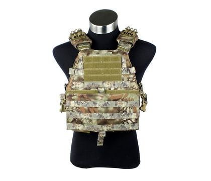 Kamizelka Assault Plate Carrier - Kryptek Mandrake