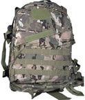 3-Day Assault MOLLE plecak - Multicam